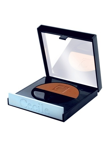 Cecile Natural Blush-On (Allık) 09 Bronz